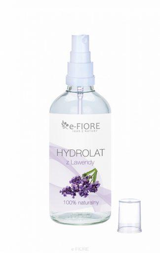 Hydrolat Woda z Kwiatów LAWENDY bez konserwantów –Fiore, 100ml