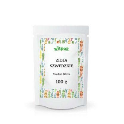 Zioła szwedzkie –Witpak, 100g
