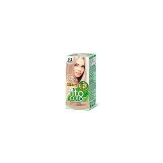 Farba do włosów- perłowy blond- bez amoniaku –FITOKOSMETIK, 1x50ml:krem-kolor,2x25ml:emulsjaaktywna,1x15ml:balsam
