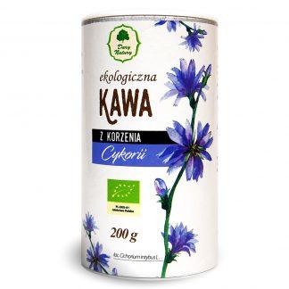 Kawa z korzenia cykorii ekologiczna –DaryNatury, 200g