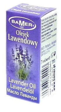 Lawendowy 100% naturalny olejek eteryczny –Bamer, 7ml –Bamer, 7ml