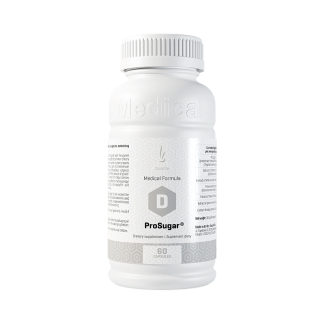 DuoLife Medical Formula ProSugar® – NEW – DuoLife, 60 kapsułek